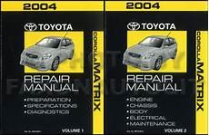 auto manual repair 2004 toyota matrix transmission control 2003 2006 toyota matrix 2wd corolla auto transmission repair shop manual
