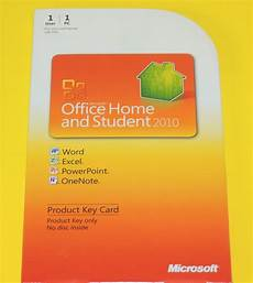 microsoft office home and student 2010 product key coa