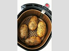 can you bake potatoes in air fryer