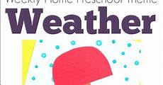 weather conditions worksheets for kindergarten 14516 weather theme weekly home preschool what can we do with paper and glue