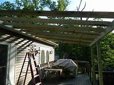 marvelous roof for deck 2 how to build a porch a roof over deck smalltowndjs com