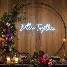 neon led sign hire australia neon sign rental for weddings events in 2019 wedding signs