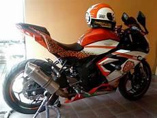 Mono Modif by Modifikasi Motor Kawasaki 250 Rr Mono Modif Siap