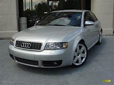 light silver metallic 2005 audi s4 4 2 quattro sedan exterior photo 48175016 gtcarlot com