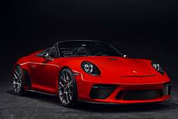 The New 911 Speedster Is Purest Porsche • Gear Patrol