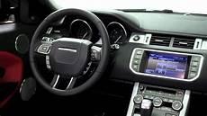 2012 5 door range rover evoque interior