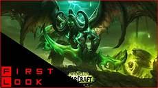 world of warcraft gameplay first hd youtube