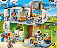 Playmobil Ausmalbild Schule Playmobil Set 9453 Large School With Furnishings