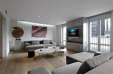 grey living room luxury remodeled apartment iteriors the