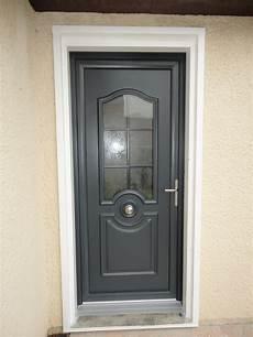 porte en aluminium portes d entr 233 e