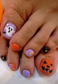 12 halloween toe nail art designs ideas 2016 fabulous