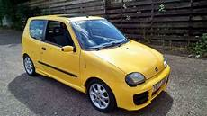 fiat seicento abarth fiat seicento sporting 1 1 abarth air conditioning in