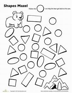 a maze ing shapes follow the circles g 246 r 252 nt 252 ler ile geometri labirentler matematik