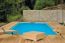 Swimmingpool Bausatz Apia Betonwand Schwimmbecken 1 20m