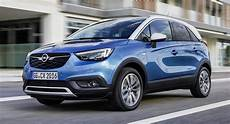 Opel Updates Crossland X With New 120ps Diesel Leather