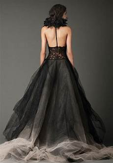 cjnt wedding inspirations vera wang fall 2012 bridal gown collection black colour