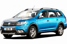 Dacia Logan Mcv Stepway Estate 2020 Review Carbuyer