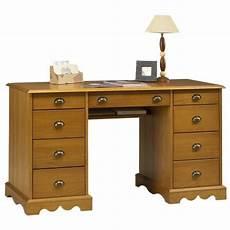bureau ministre pin miel de style anglais beaux meubles