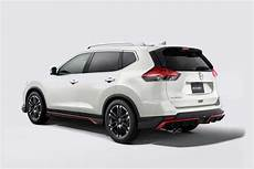 2017 nissan x trail receives sporty nismo appearance package auto news