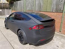 Tesla Model X Matte | tesla model x matte black tesla cars review release