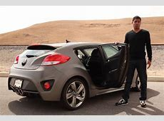 2013 Hyundai Veloster Turbo: 5 Reasons to Buy   Video