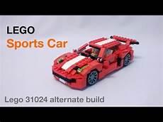 How To Build A Lego Sports Car by Lego Sports Car Set 31024 Alternate Build