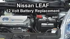 nissan leaf batterie nissan leaf 12 volt battery replacement the battery shop