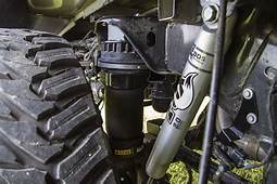 2013  18 Ram 1500 4″Suspension Lift Kit – Factory Air Ride