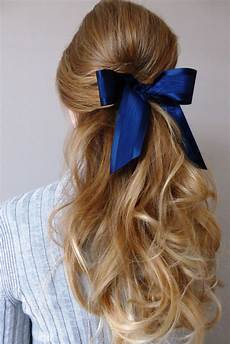 Hairstyles With Ribbons