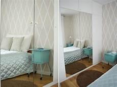 Wand Streichen Muster Ideen - wand streichen muster ideen schlafzimmer ecru weiss