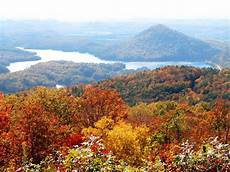 five east tennessee fall foliage photo ops tennessee vacation