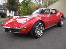 1972 chevrolet corvette stingray for sale classiccars