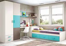 chambre garcon chambre enfant garcon avec lit 3 coffres glicerio