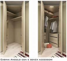 armadio con angolo armadio angolare con cabina a 6 ante battenti arredo