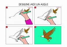 aigle dessin facile apprendre 224 dessiner un aigle en 3 233