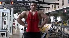 Teutsch Brust Arm Workout