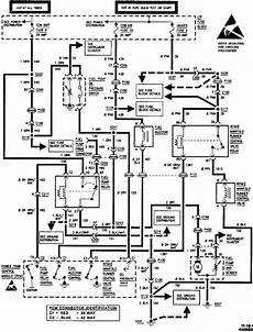 95 gmc parking light wiring diagram 2001 chevy blazer fuel wiring diagram free wiring diagram