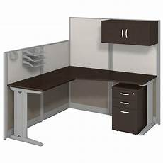 Business Furniture by Bush Business Furniture Office In An Hour L Workstation
