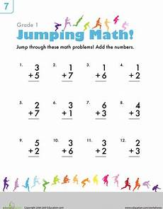 single digit addition first grade math worksheets free math worksheets addition worksheets