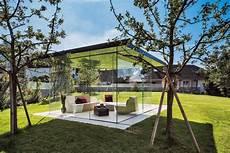 Moderner Garten Bilder Glas Pavillon Homify