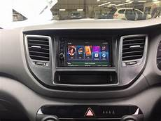 Hyundai Tucson Navigation - tucson 2016 kenwood dnx4150bt sat nav creative installations