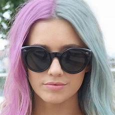 Awesome Hair Ideas 35 cool hair color ideas to try in 2016 thefashionspot