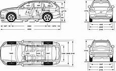 2017 Volvo Xc90 Dimensions Edition Photo Specs