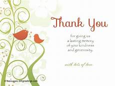 thank you card template free christian wedding thank you messages 365greetings
