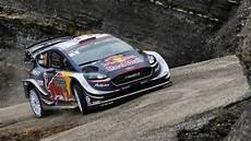Rallye Montecarlo 2018 Wrc Monte Carlo 2018 Es8 Ogier Sous Pression