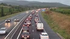 Trafic Routier Circulation Fluide Sur L A61 224 La Mi Journ 233 E