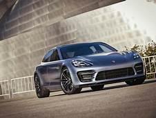 Porsche Panamera Sport Turismo Concept 2012  Pictures