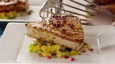 fish recipe how to make blackened tuna steaks youtube