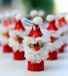 33 easy to make santa crafts all about