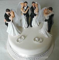 wedding cake topper resin bride groom standing ebay